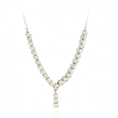 Diamond Necklace approx 2.80ct