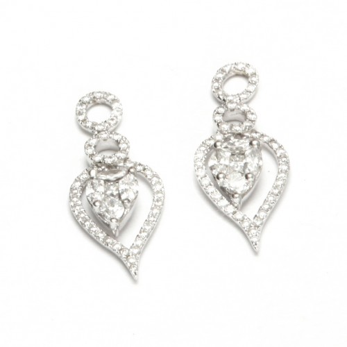 Diamond Earring Attachments
