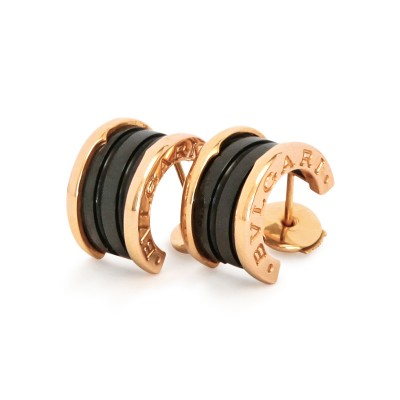 b-zero bvlgari earrings