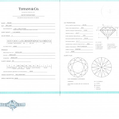 Tiffany1.44ct