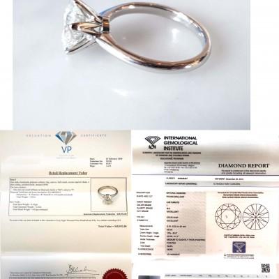 2.02ct Diamond Ring
