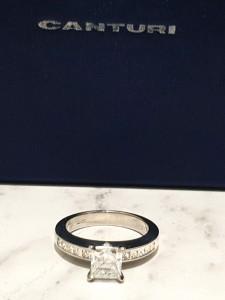 Canturi1.32ct Ring